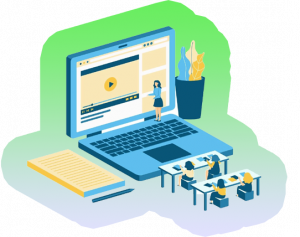 Online Learning Management System Website Design Pakistan